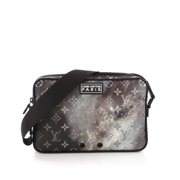 7dbb45bfb25a Alpha Messenger Bag Limited ED Monogram Galaxy